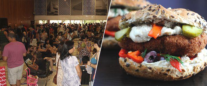 08/04: Brasília terá evento com praça de alimentação inteiramente vegana