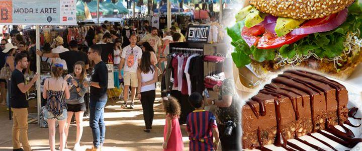 21/04: Tradicional evento de Brasília terá espaço vegano