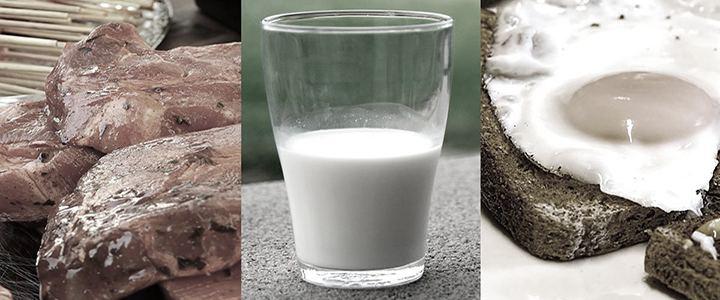 Alimentos de origem animal promovem o câncer, aponta estudo