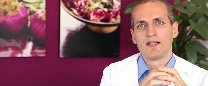 Dr. Eric Slywitch, Nutrólogo especialista em dietas vegetarianas, lança cursos online