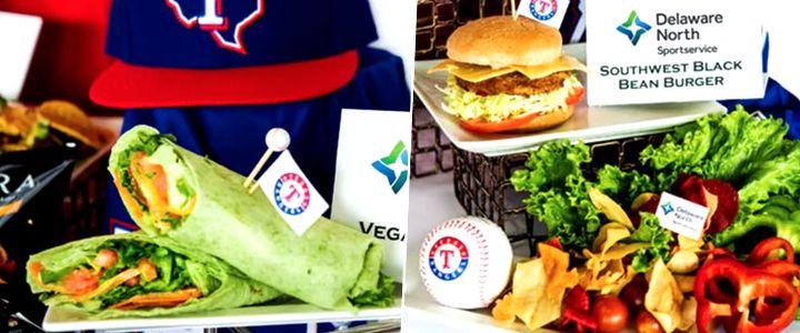 Estádio de baseball norte-americano passa a servir vários lanches veganos
