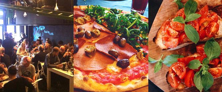 Famoso restaurante de comida italiana em Londres se torna vegano