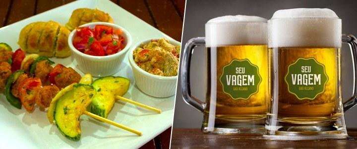 Primeiro bar vegano do Brasil abre as portas em Santa Catarina