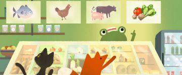 Google faz alusão ao Veganismo em homenagem ao Dia da Terra na sua página inicial