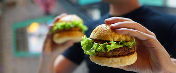 Ideia de Lei propõe que 1/4 do cardápio de restaurantes e lanchonetes seja vegetariano e vegano