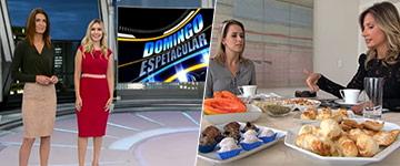 Programa Domingo Espetacular, da Record, leva ao ar matéria de 20 minutos sobre Veganismo