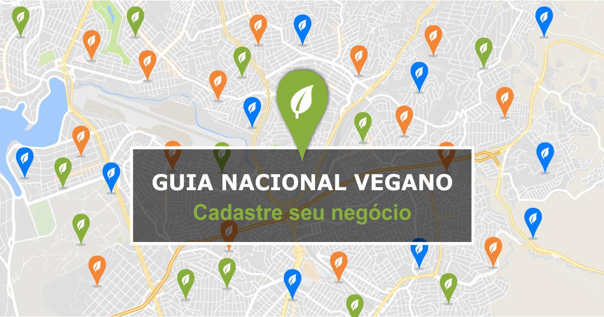 Vem aí a primeira plataforma dedicada à busca de opções veganas no Brasil